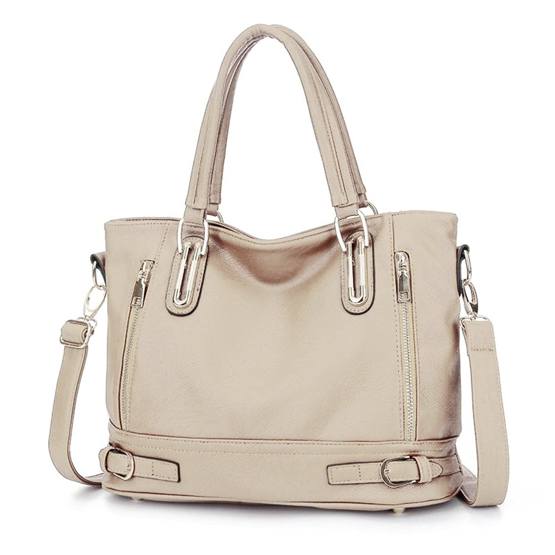 Women Handbag,Women Bag, Shoulder Bag KINGH Vintage Style PU Leather 017