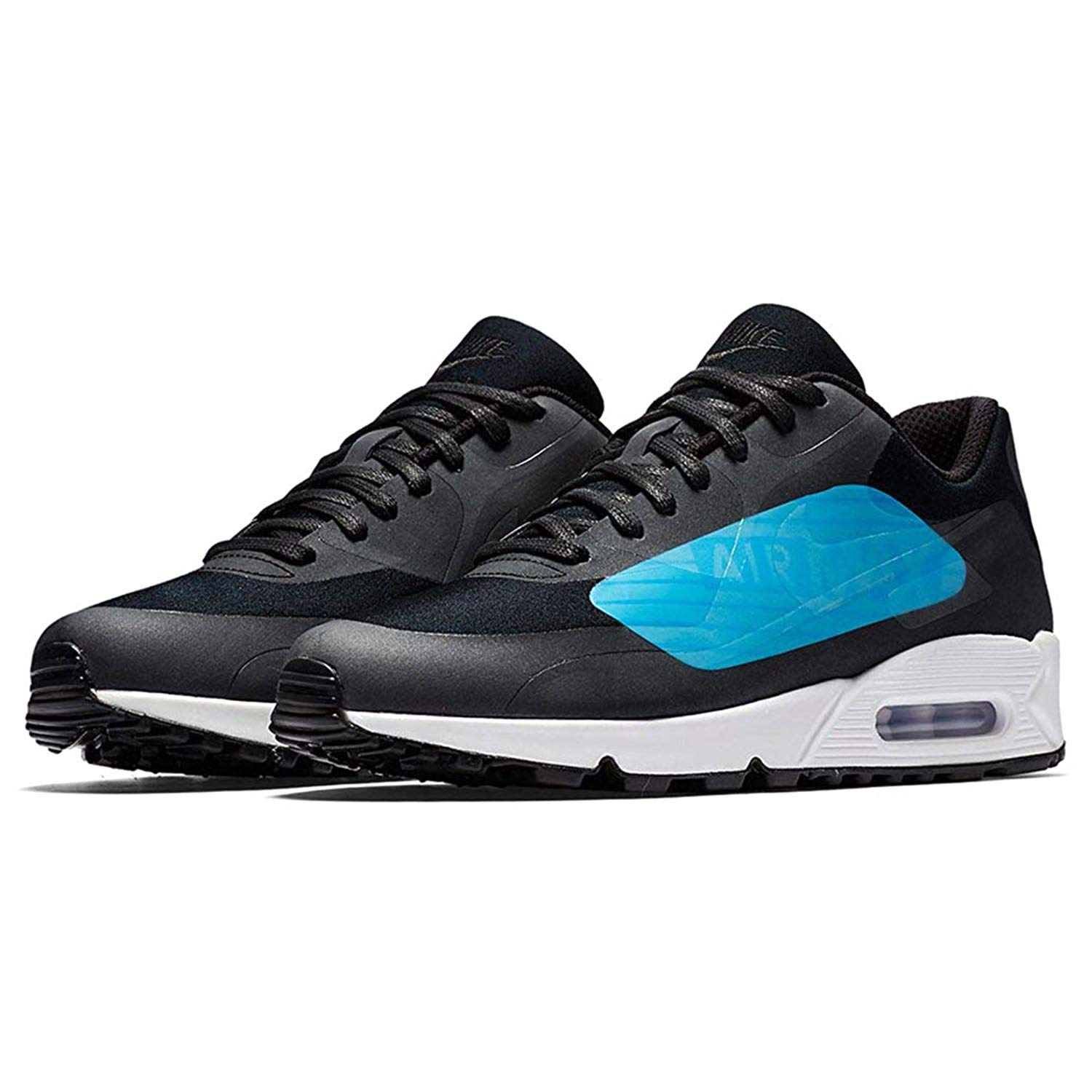 timeless design 0519e b1196 Galleon - Nike Air Max 90 NS GPX Mens Running Trainers AJ7182 Sneakers Shoes  (10 D(M) US, Black Laser Blue)
