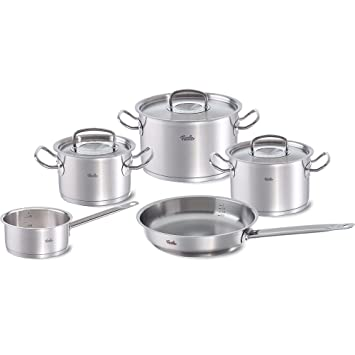 Fissler Topfset Original Profi Collection 5 Teilig Edelstahl