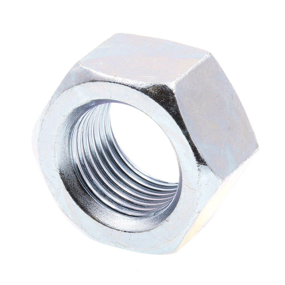 Grade 5 Zinc Plated Steel Grade 5 Prime-Line 9086713 Finished Hex Nuts 5//8 in.-18 10-Pack