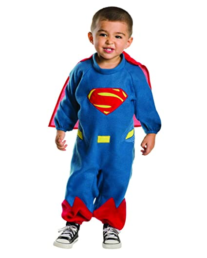 traje de Superman bebé Toddler: Amazon.es: Juguetes y juegos