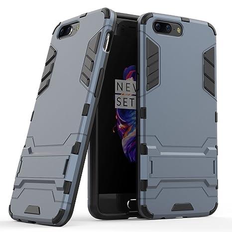 Ougger Fundas OnePlus 5 Carcasa Cover, Protector Absorción ...