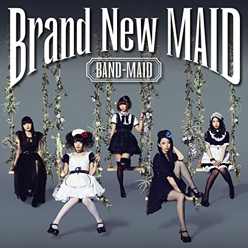 Band Maid Brand Maid Japan CRCP 40460 product image