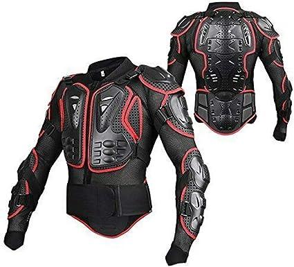 Casco de accesorios para cuerpo de moto de cross, armadura ...