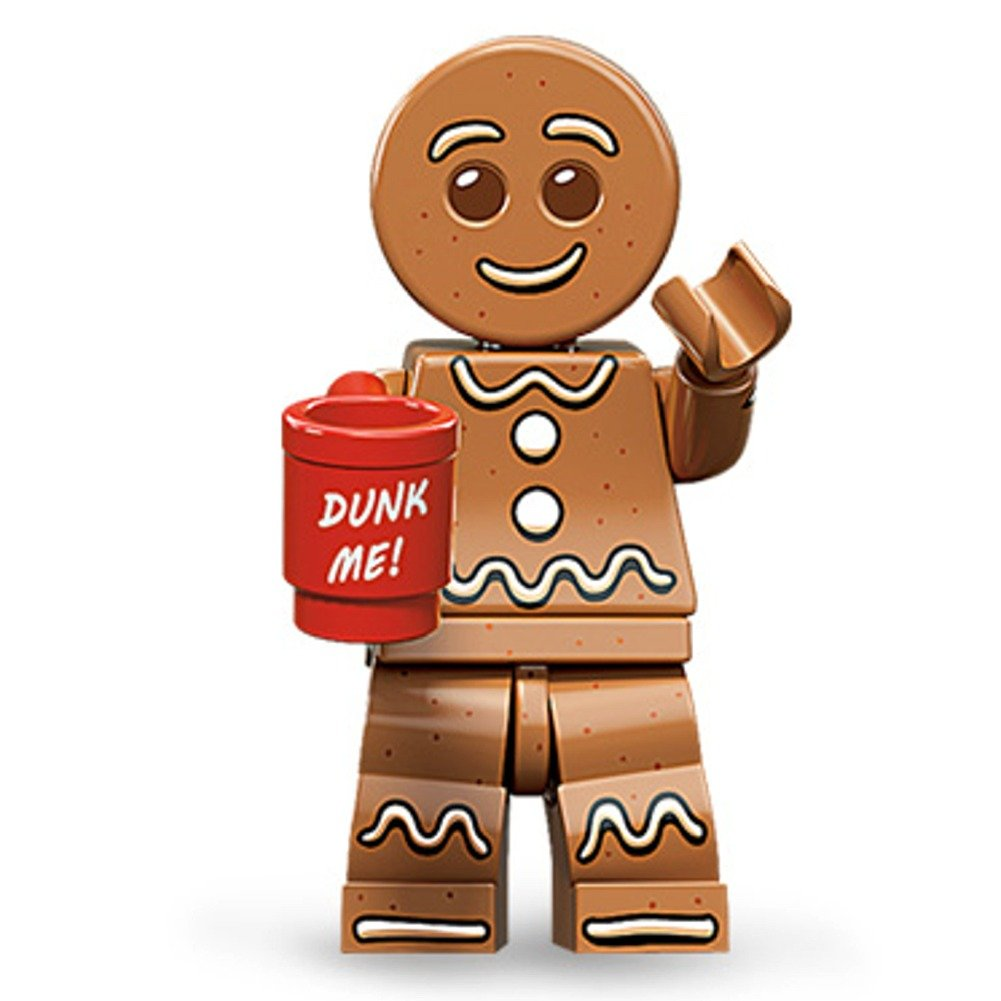 Amazon.com: Lego Mini-Figures Series 11, Gingerbread Man: Toys & Games
