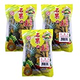Taiwain Fruit King Sanh Yuan sweet preserved Guava Slice 4 oz (pack of 3)