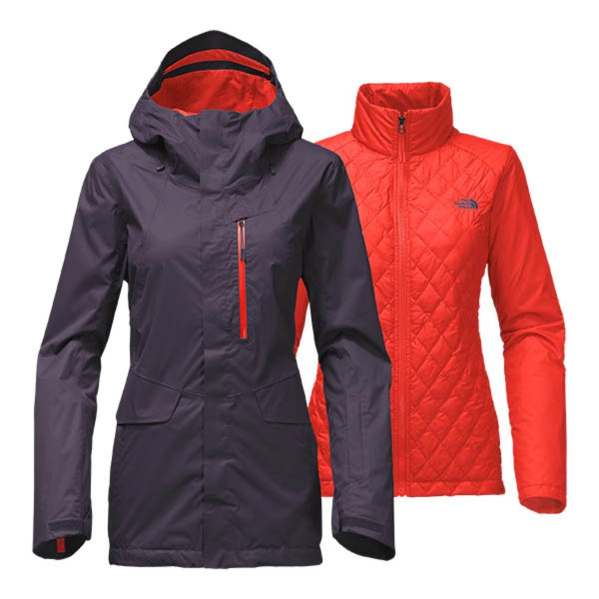 e6859e1c1 The North Face Women's Thermoball Snow Triclimate Jacket