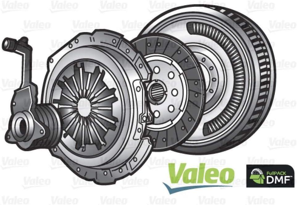 Valeo 837001/FULLPACK DMF Kit dembrayage