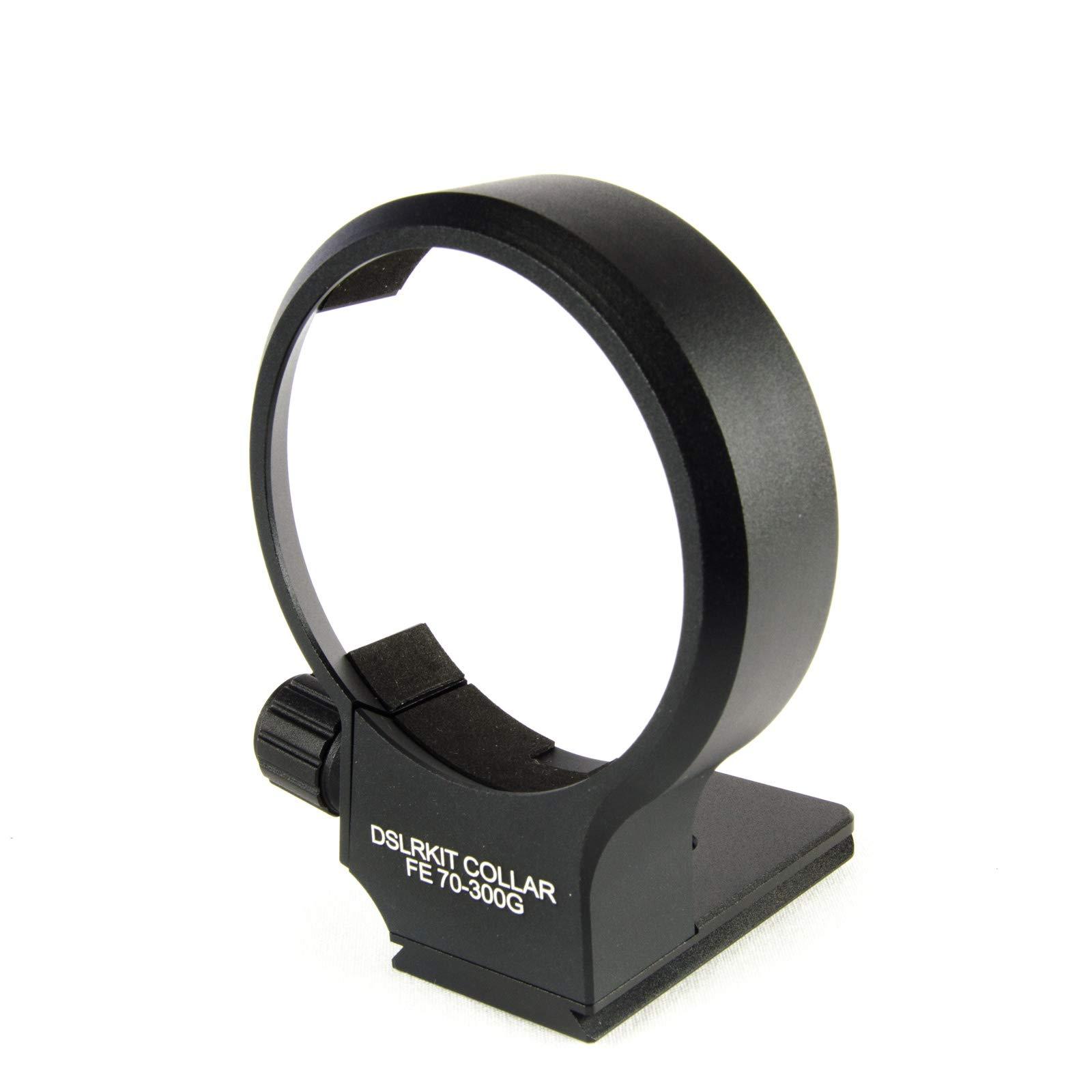 DSLRKIT Metal Tripod Mount Ring for Sony FE 70-300mm f/4.5-5.6 G OSS(SEL70300G) by DSLRKIT