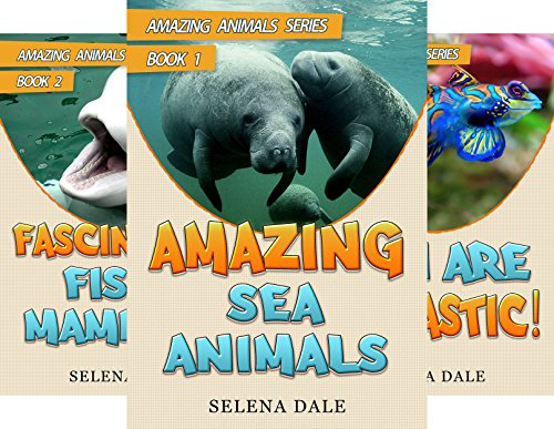 Amazing Animals Adventure Series (4 Book Series)