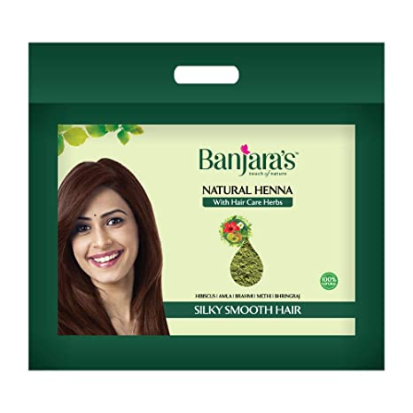 da472eaab Buy Banjara's Natural Henna, 1kg Online at Low Prices in India - Amazon.in
