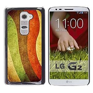 Stuss Case / Funda Carcasa protectora - Colorful Rainbow Painting Art Lgbt Rights Waves - LG G2 D800 D802 D802TA D803 VS980 LS980