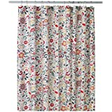 Ikea Akerkulla Shower Curtain, Multicolor