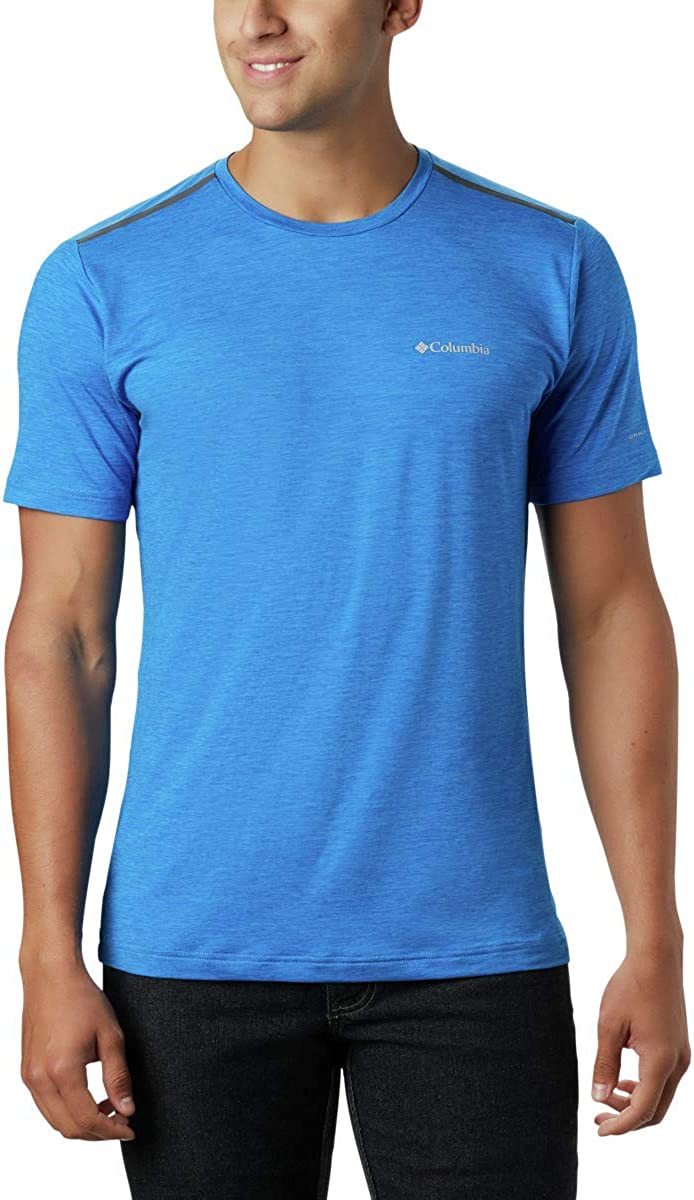 Columbia Men's Tech Trail Crew Neck : Clothing