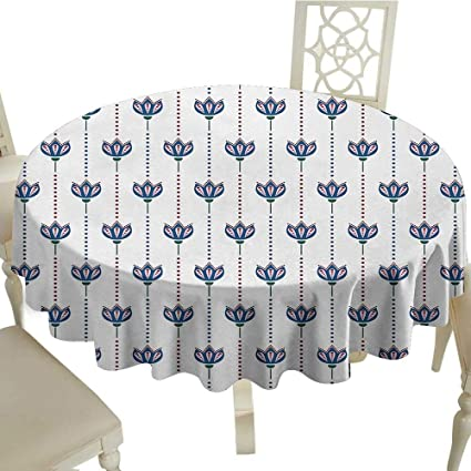 Cool Amazon Com Round Tablecloth For Wedding Black Asian Ottoman Ibusinesslaw Wood Chair Design Ideas Ibusinesslaworg