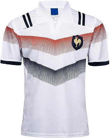 Balapig 2019 - Camiseta de la Copa del Mundo de Francia de Rugby, Camiseta de fútbol, Camiseta de fútbol para Juventud, XXXL: Amazon.es: Hogar