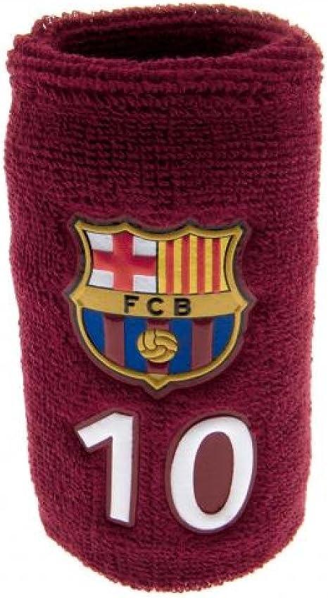FC Barcelona de Fútbol regalo No 10 muñequera - feliz Navidad/regalo Idea para hombres y niños: Amazon.es: Deportes y aire libre