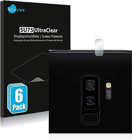 savvies Protector Pantalla Compatible con Samsung Galaxy S9 Plus ...