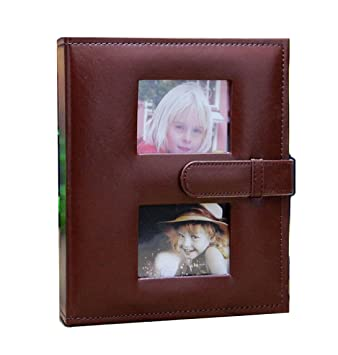 WEI LONG Photo Album Hold 200 Pockets 4x 6 Photos
