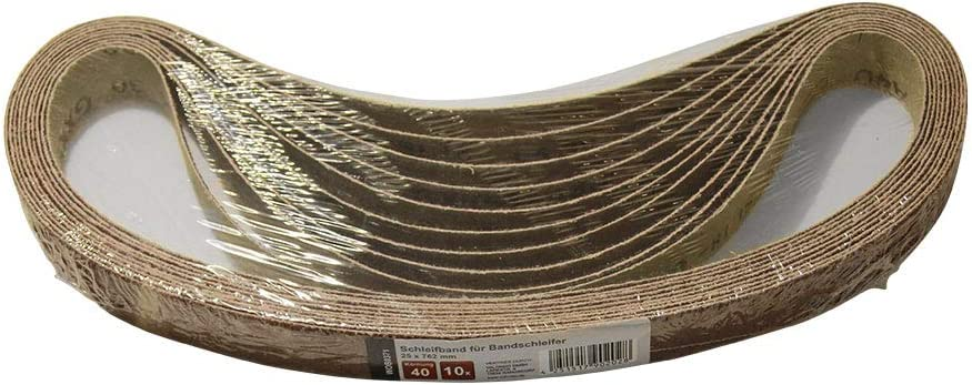 Woltersberger Ruban en tissu 25 x 762 mm
