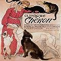 3dRose lsp_149169_1 Vintage Art Nouveau Clinique Cheron Paris France Poster Single Toggle Switch