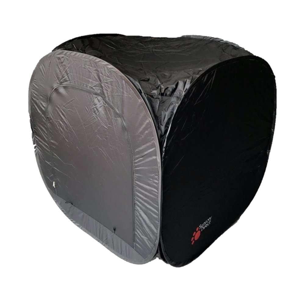 Pop Up Sensory Dark Den Cube Tent