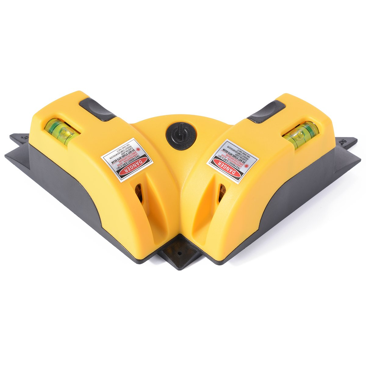 XCSOURCE Right Angle 90 degree Vertical Horizontal Laser Line Projection Square Level Laser Square BI010