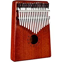 Deals on Amazon Basics Portable 17 Key Thumb Piano Kalimba