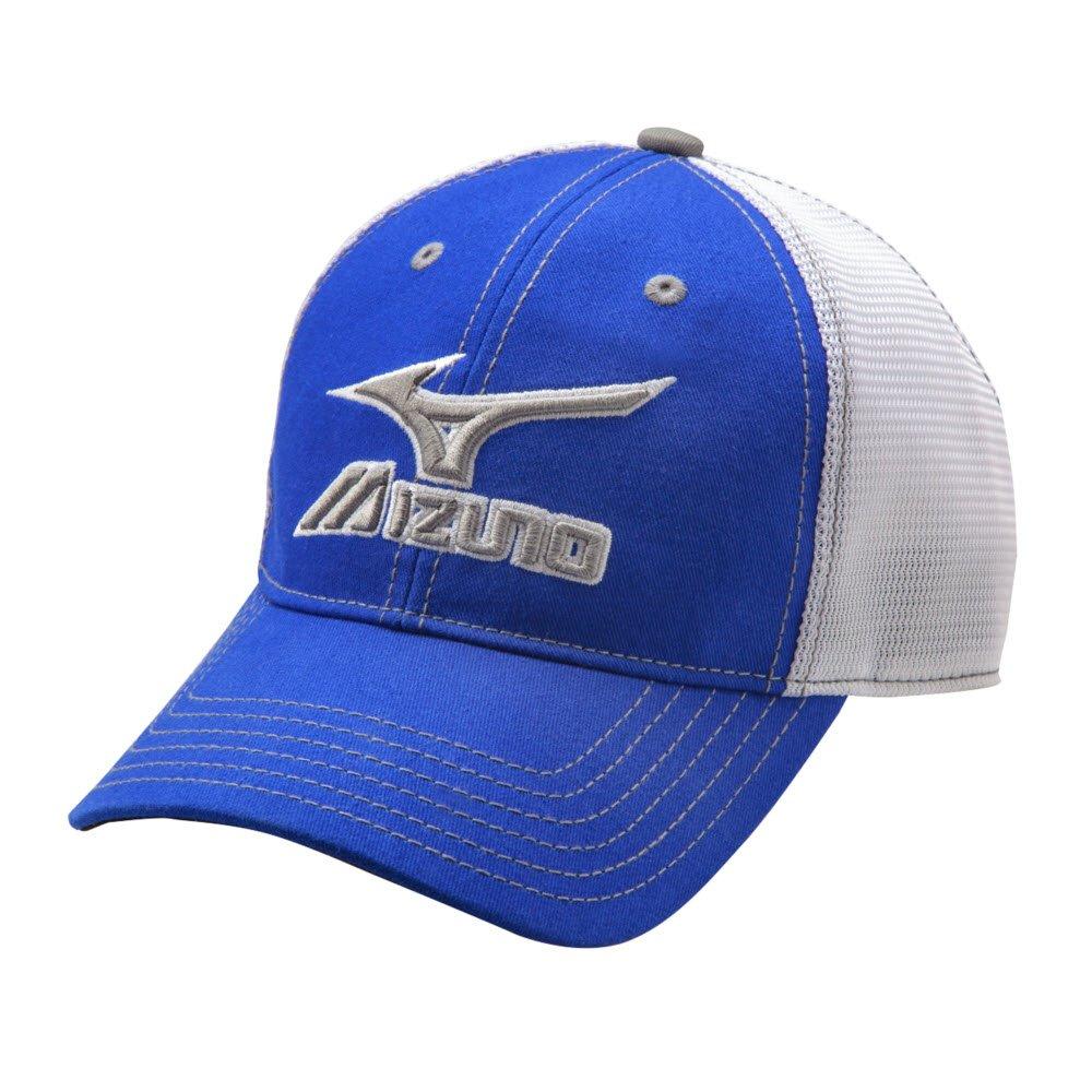 Amazon.com  Mizuno 370211.9000.10.ONE Mesh Trucker Hat One-Size  Black-White  Sports   Outdoors ce963ed9ce5