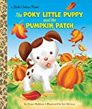 download ebook the poky little puppy and the pumpkin patch (little golden book) pdf epub