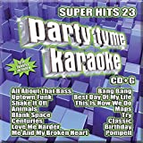 Party Tyme Karaoke: Super Hits 23: more info