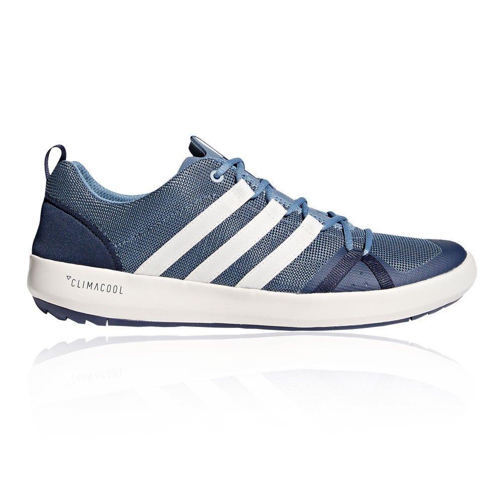 Adidas Terrex CC Boat, Zapatos de Low Rise Senderismo para Hombre 44 2/3 EU Gris (Blue)