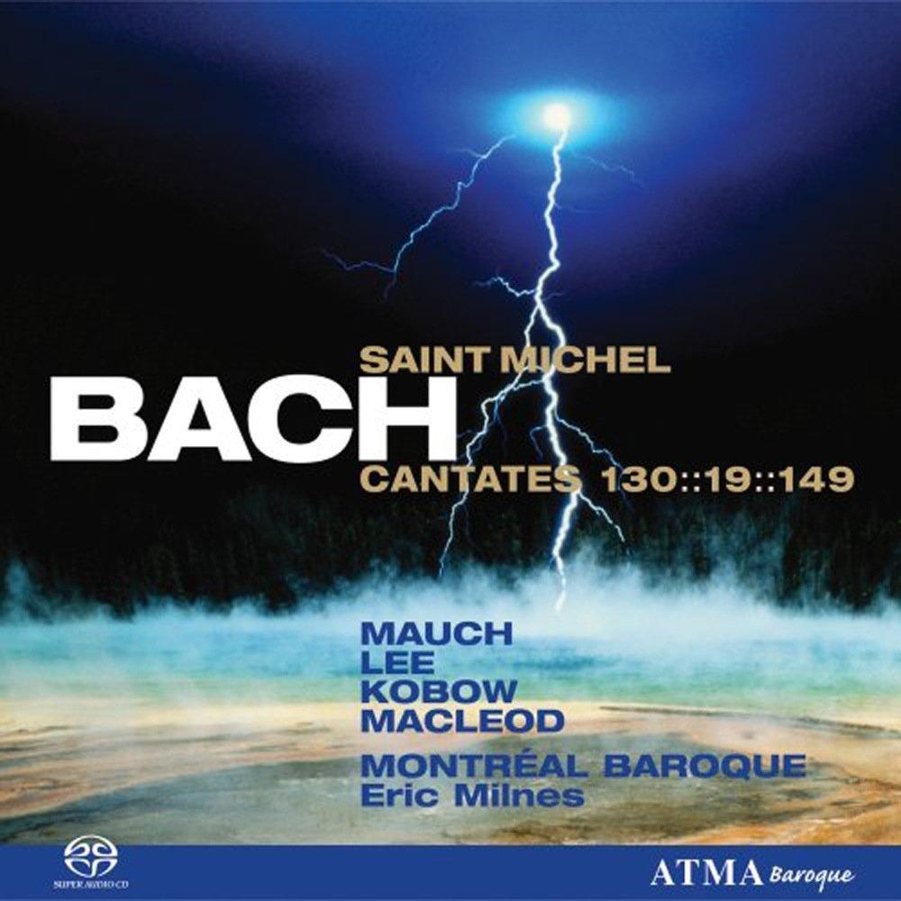 BACH / MONREAL BAROQUE / MILNES