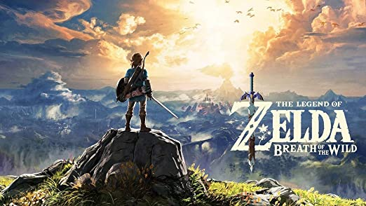 Amazon.com: The Legend of Zelda: Breath of the Wild - Nintendo Switch [Digital Code]: Video GamesLive viewers eye icon