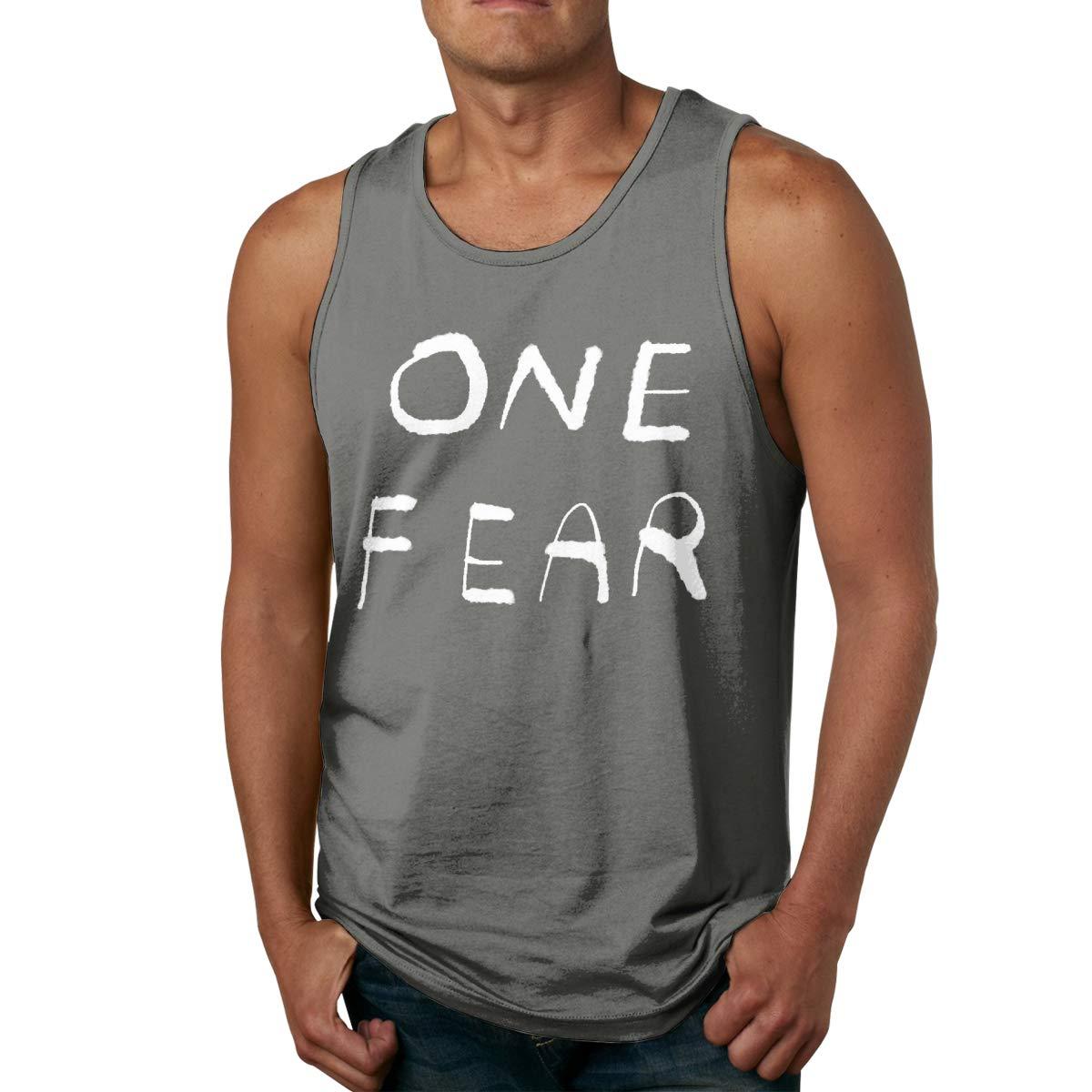 Vanmass S One R Sleeveless Tank Top Shirts