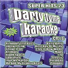 Party Tyme Karaoke: Super Hits 23