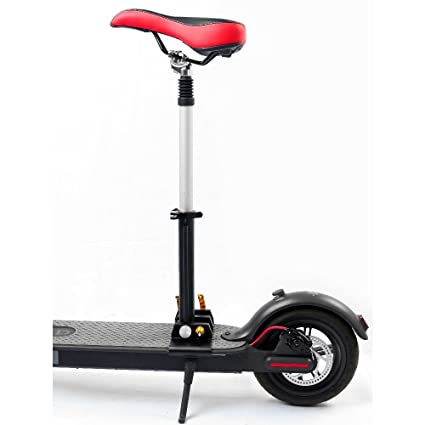 Scooter With Seat >> Amazon Com M365 Xiaomi Electric Scooter Seat Saddle Shock