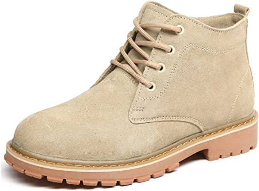 Casual Martin Boots Wild Style