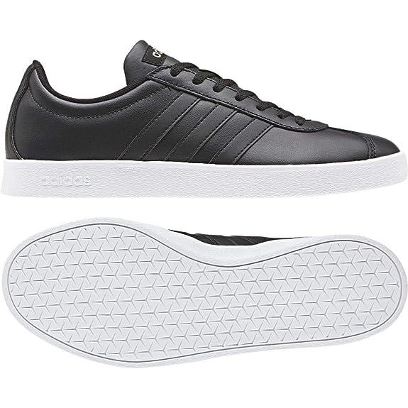 adidas VL Court 2.0 W, Zapatillas de Deporte para Mujer: Amazon.es: Zapatos y complementos