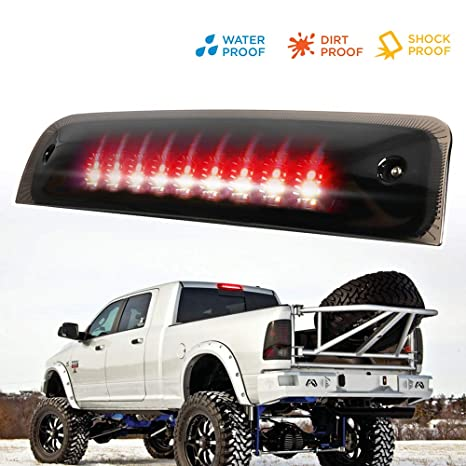 Amazon Com Led 3rd Brake Light For Dodge Ram 1500 2500 3500