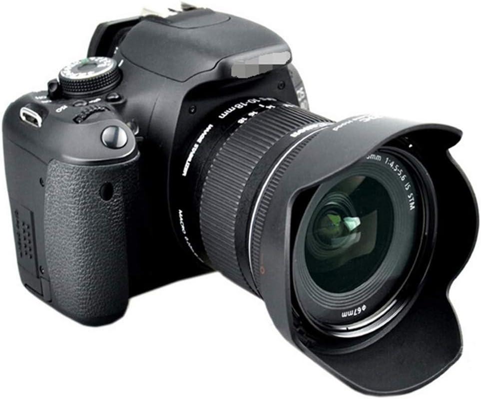 JINGZ HB-23 Lens Hood Shade for Nikon AF-S 17-35mm f//2.8// Nikon AF 18-35 f//3.5-4.5D IF-ED Lens Durable