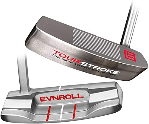 New Evnroll Tour Stroke Trainer 35 355g Blade Putter