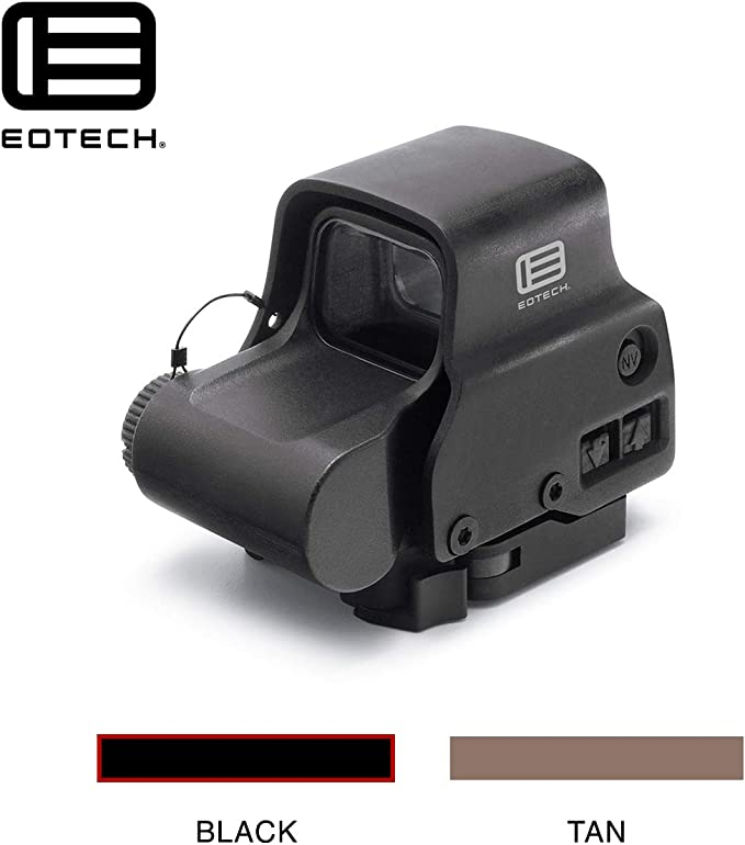 Best Holographic Sight: Eotech exps3 Holographic Weapon Sight