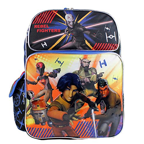 (Ruz Star Wars Rebels Save The Galaxy Backpack - Not Machine Specific)