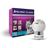 FELIWAY Classic – Anti-stress pour Chat – Diffuseur + Recharge 48 ml