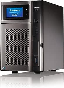 Lenovo PX2-300D 6TB (2HD x 3TB) Network Storage (70BA9002NA)