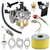 ZAMDOE Recoil Starter for Honda GX120 GX160 GX200 4HP 5.5HP 6.5HP Engine 168F Generator Motor Replace # 28400-ZE1-003ZF # 28400-ZH8-013YA