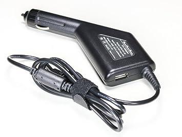 Super Power Supply® DC Ordenador Portátil Cargador Portátil de Coche con Puerto de carga USB para Panasonic ...
