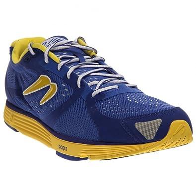 Mens Newton Running Energy NR II, Midnight Blue/Yellow, 8 D