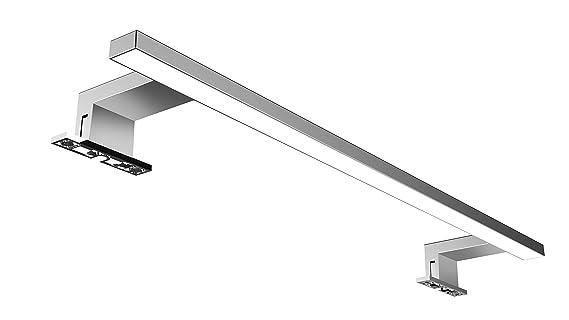 Applique led miroir salle de bain rotatif eclairage pour bains w